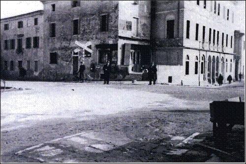 bar tre scalini padova 1935