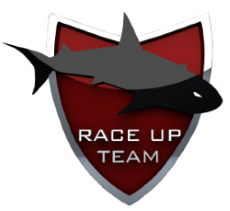 logo race up team 230