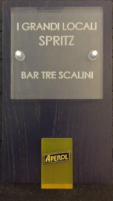 premio aperol i grandi locali bar tre scalini